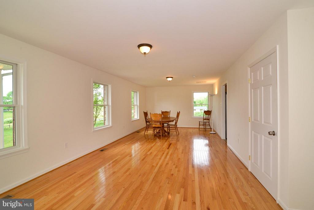 Dining Room - 15224 WATERLOO RD, AMISSVILLE
