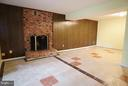 Rec-room - 6450-CT HONEY TREE CT, BURKE