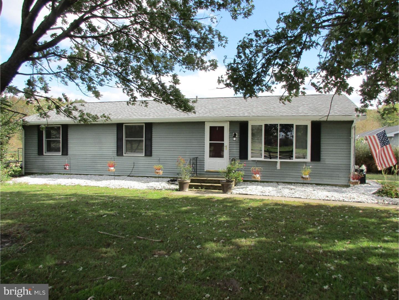 Nhà ở một gia đình vì Bán tại 2990 ARTHURSVILLE Road Hartly, Delaware 19953 Hoa Kỳ