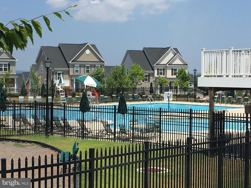 Community Pool - 21203 NED DR, ASHBURN