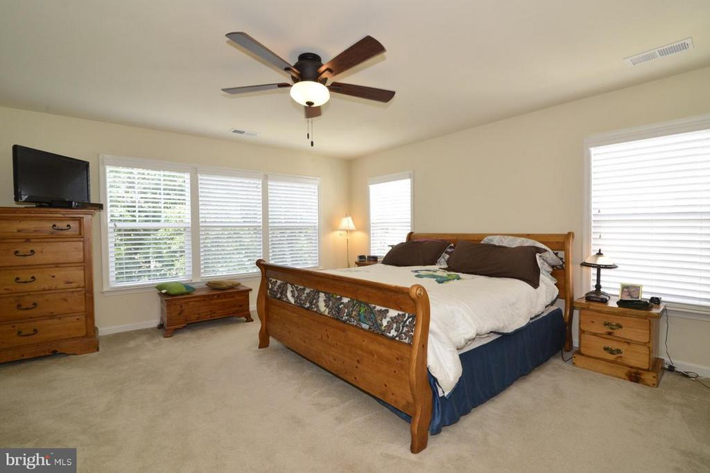 Upper Level Master Bedroom - 21203 NED DR, ASHBURN