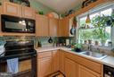 Kitchen - 625 AZALEA ST, CULPEPER