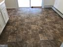 New Vinyl Floor - 4532 KNOLL DR, WOODBRIDGE