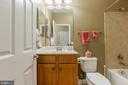 Second Bath - 4009 HISTORIC VIRGINIA CT, DUMFRIES