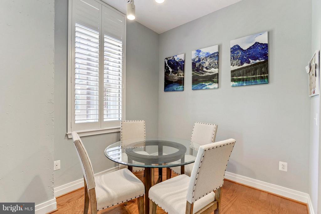 Dining Room - 4480 MARKET COMMONS DR #205, FAIRFAX