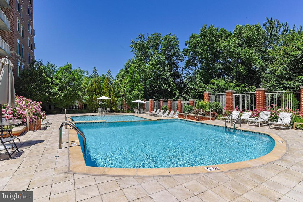 Pool - 4480 MARKET COMMONS DR #205, FAIRFAX