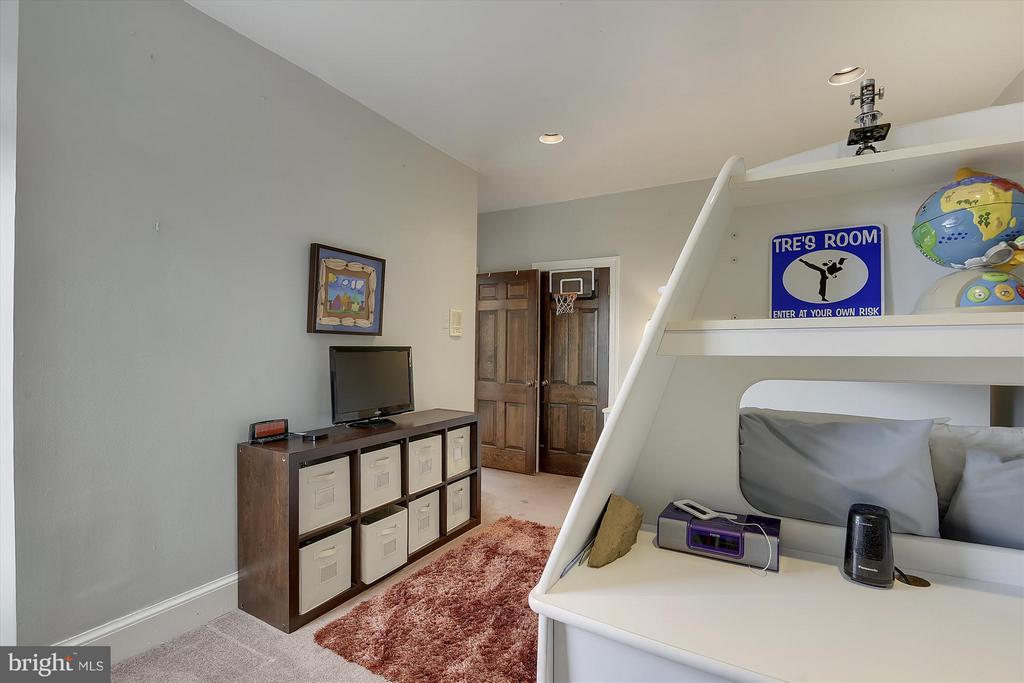 3rd Bedroom - 2034 O ST NW, WASHINGTON