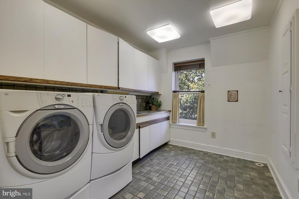 Laundry room - 2034 O ST NW, WASHINGTON