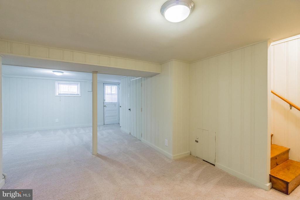 Basement - 909 ORME ST, ARLINGTON