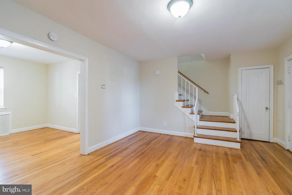 Living Room - 909 ORME ST, ARLINGTON