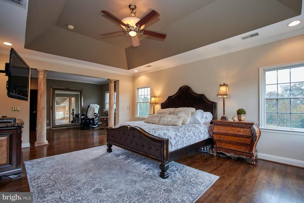 Owners Suite*Huge Sitting Room*Tray Ceiling* - 15747 FOLEYS MILL PL, HAYMARKET
