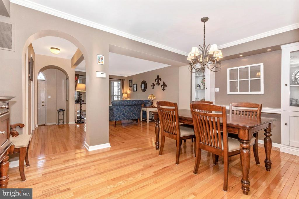 Dining Room - 2213 LAMP POST LN, FREDERICK
