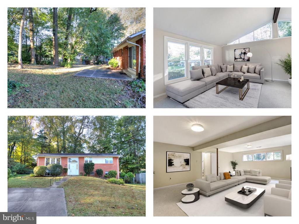 4810  ALLENBY ROAD 22032 - One of Fairfax Homes for Sale