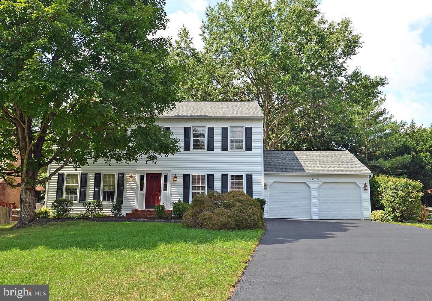 Single Family for Sale at 15538 Eagle Tavern Ln Centreville, Virginia 20120 United States