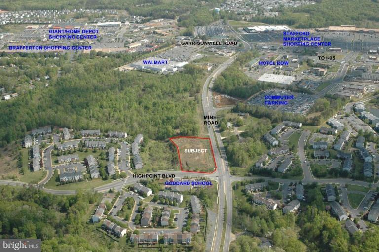 Land for Sale at Mine Rd Stafford, Virginia 22554 United States
