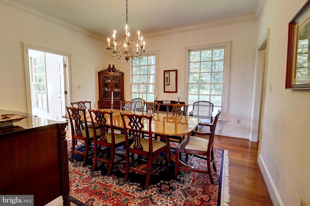 Dining Room - 20252 UNISON RD, ROUND HILL