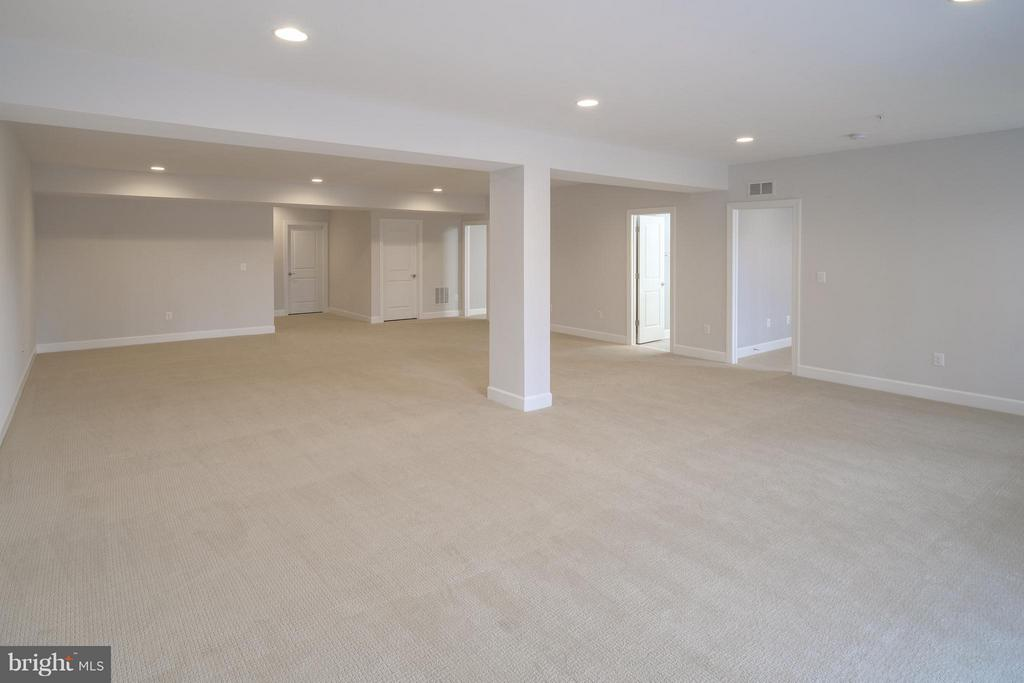 Basement - 0 BROAD WING DR, ODENTON