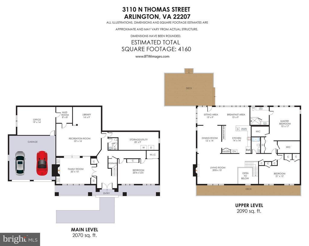 Interior (General) - 3110 THOMAS ST N, ARLINGTON