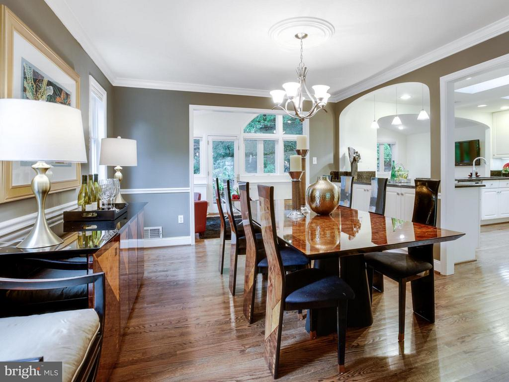 Dining Room - 3110 THOMAS ST N, ARLINGTON