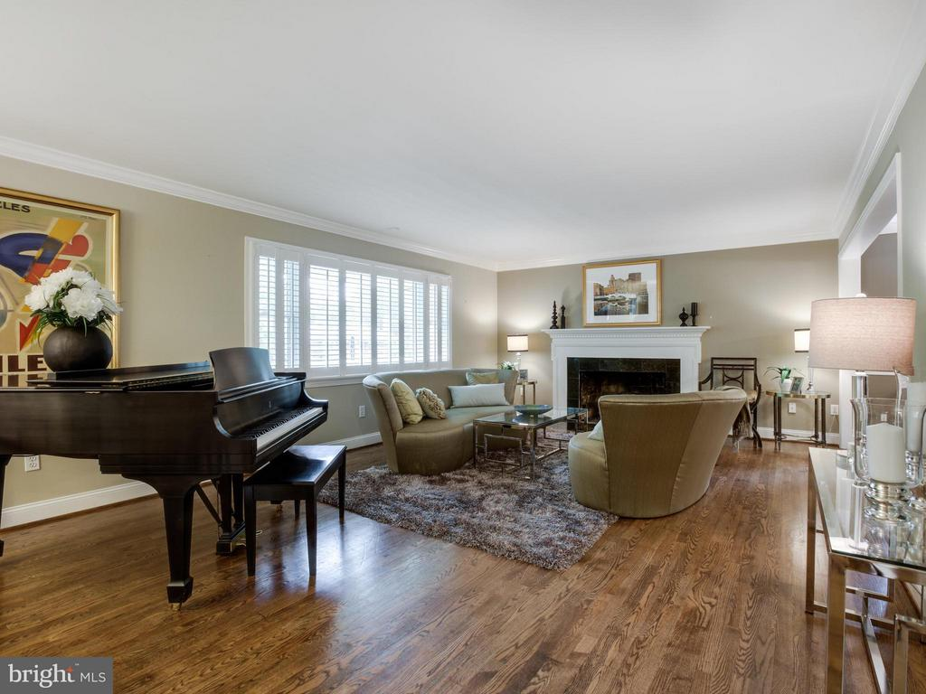 Family Room - 3110 THOMAS ST N, ARLINGTON