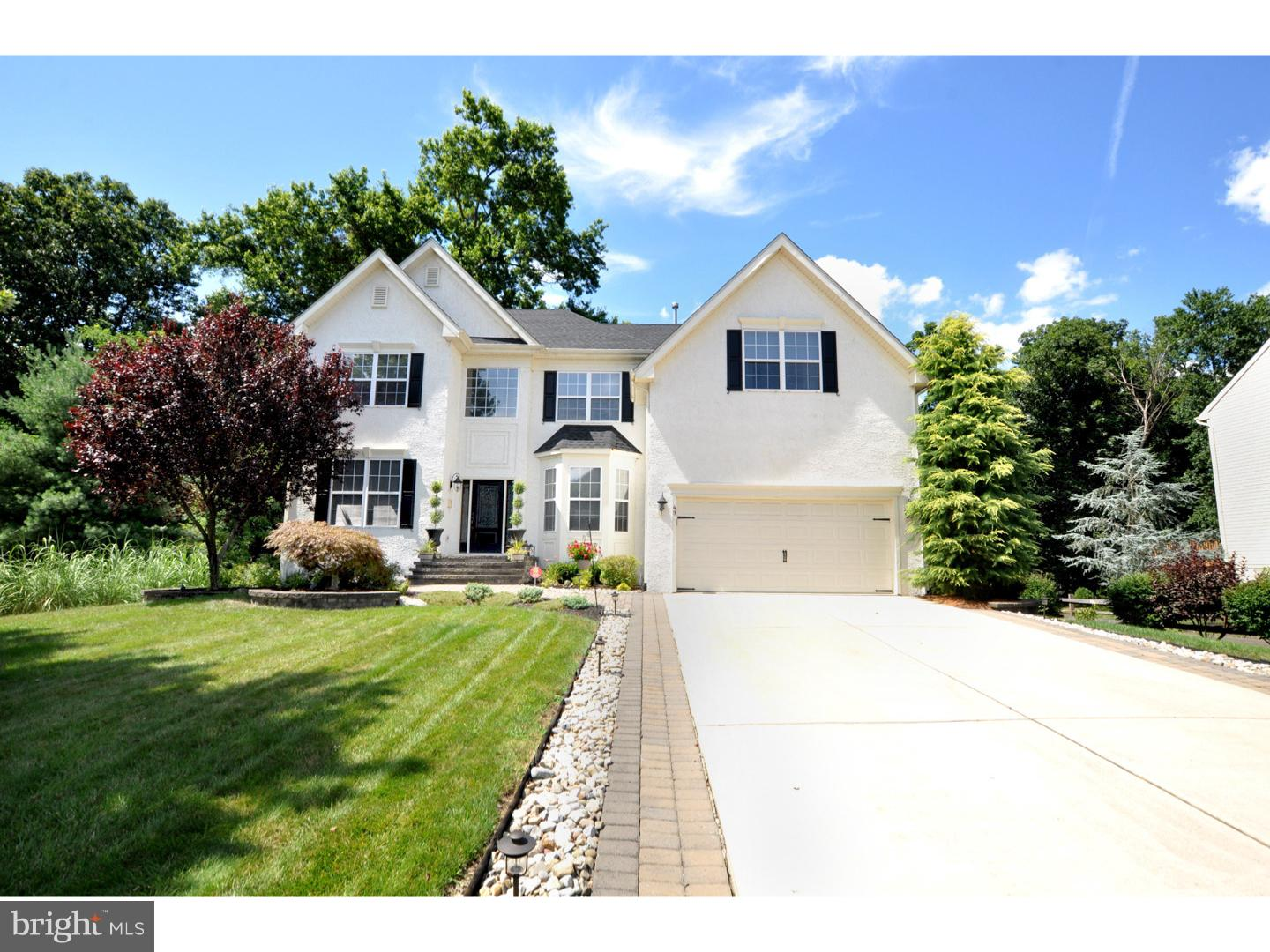 Single Family Home for Sale at 49 NORMANDY Road Evesham Twp, New Jersey 08053 United States