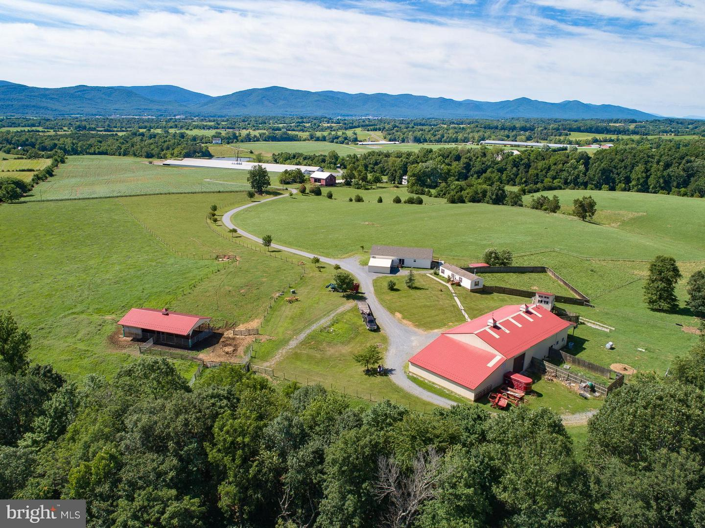 Farm for Sale at 4947 Bloomer Springs Elkton, Virginia 22827 United States