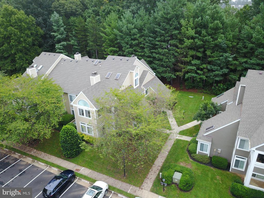 Condo - bird's eye view - 12258 FORT BUFFALO CIR #508, FAIRFAX