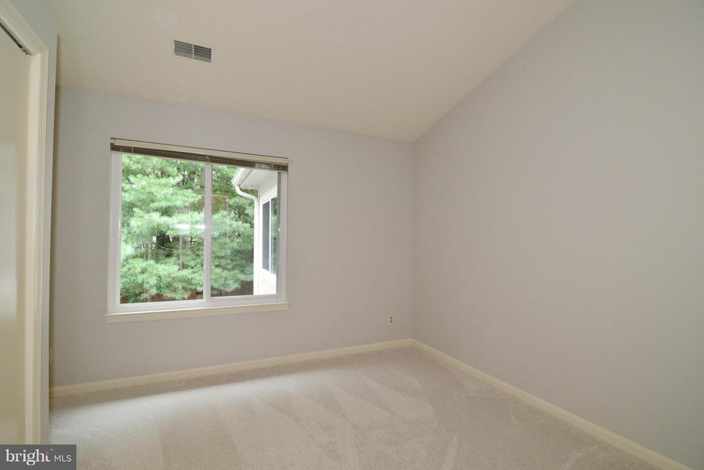 New windows!  Light for the dining room - 12258 FORT BUFFALO CIR #508, FAIRFAX
