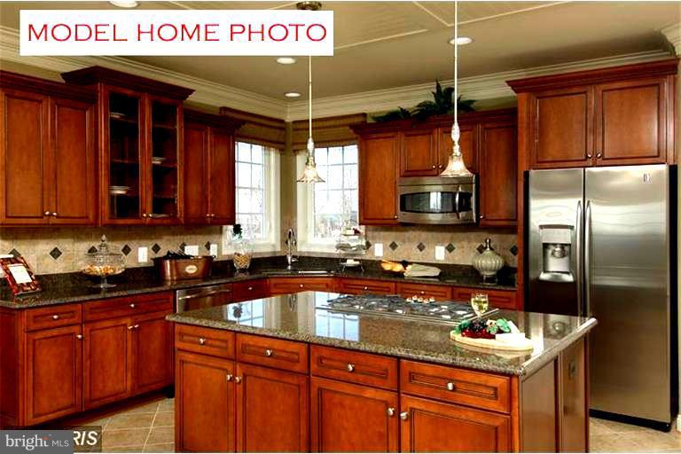 Spacious gourmet Kitchen for the home Chef - 15979 WATERFORD CREEK CIR, HAMILTON