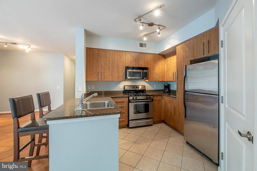 Kitchen - 1021 GARFIELD ST N #236, ARLINGTON