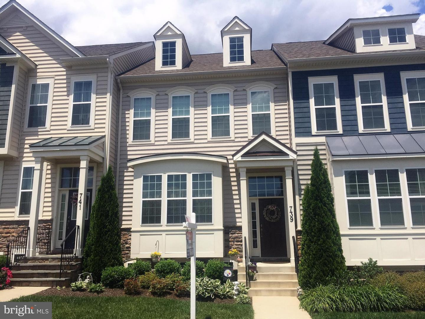 Other Residential for Rent at 739 Appalachian Way Brunswick, Maryland 21716 United States