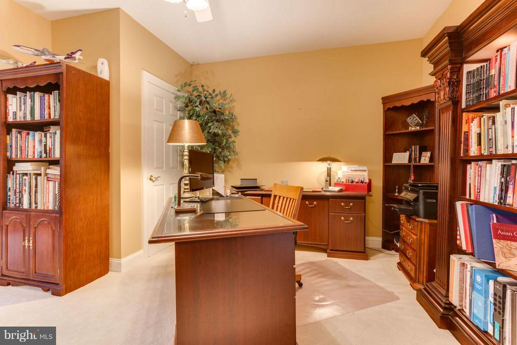 Lower Level Office/Study - 35191 DORNOCH CT, ROUND HILL