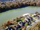 Waterfront Property - Drone View - 6520 NIGHTINGALE CT, NEW MARKET