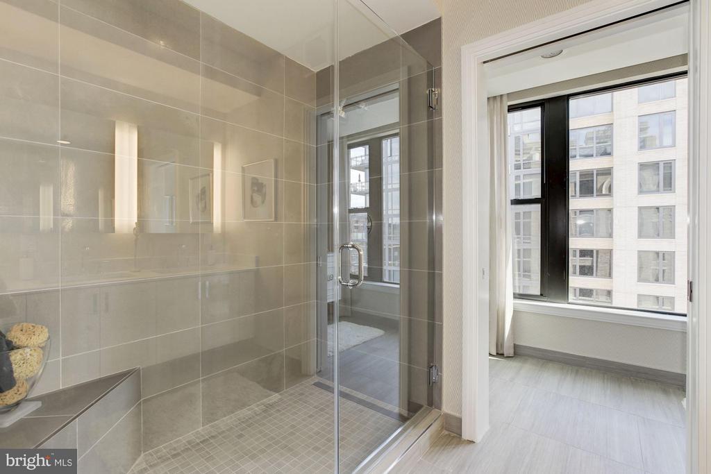 Bath (Master) - 8302 WOODMONT AVE #801, BETHESDA