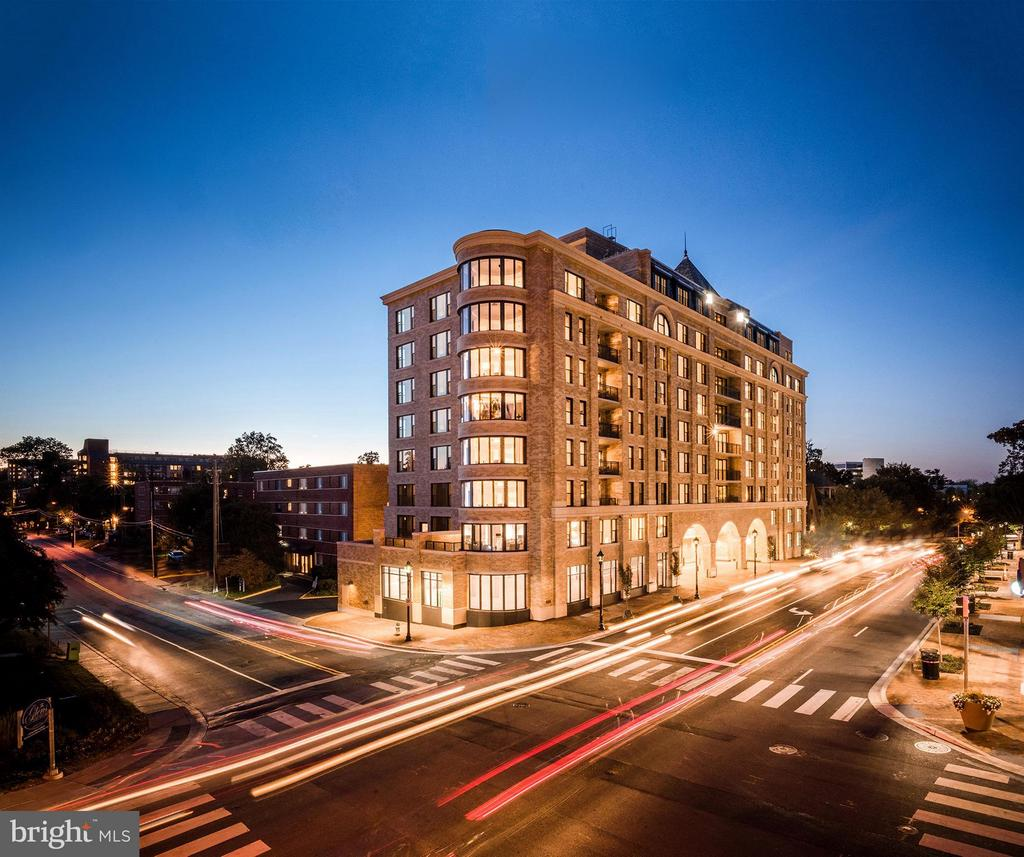 Exterior (Front) - 8302 WOODMONT AVE #801, BETHESDA