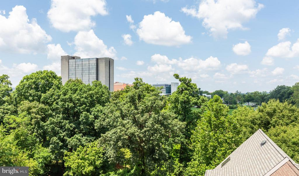 View - 8302 WOODMONT AVE #700, BETHESDA