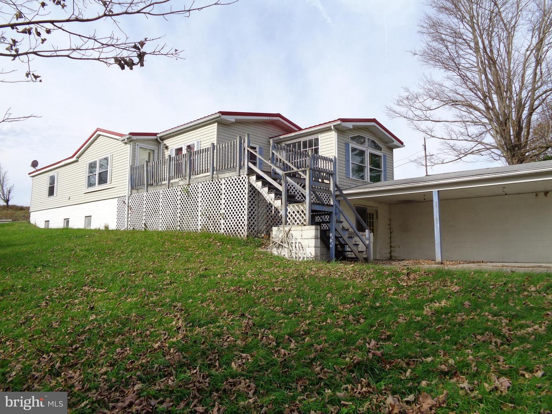 Farm for Sale at 5121 Lantz Ridge Rd Aurora, West Virginia 26705 United States
