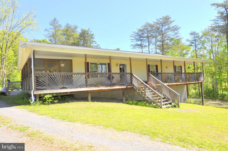 Single Family for Sale at 88 Caravan Lane Berkeley Springs, West Virginia 25411 United States