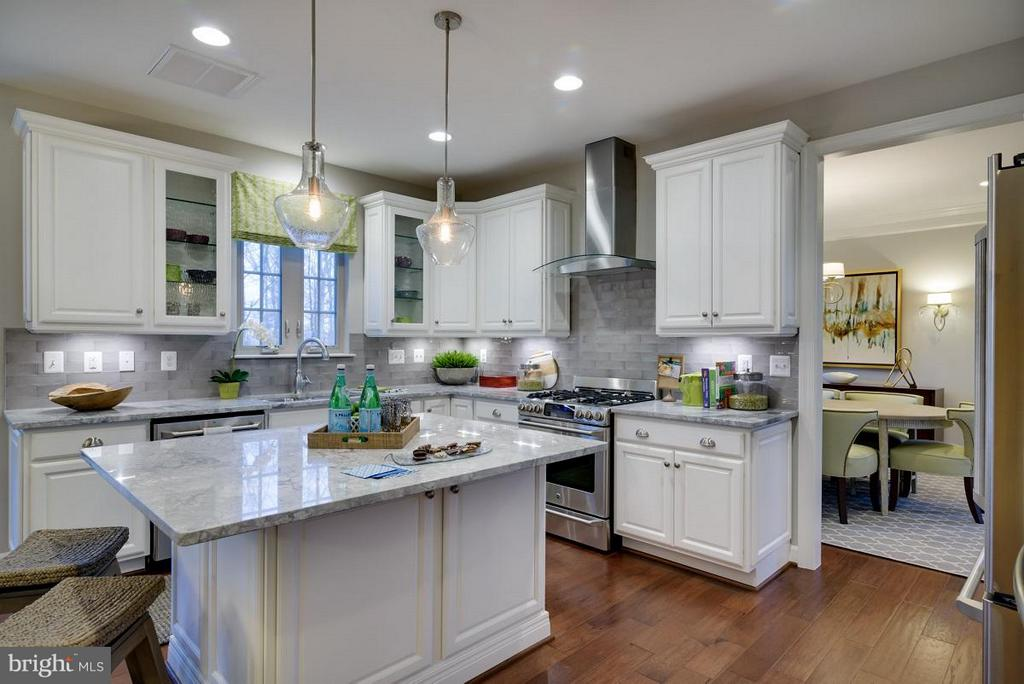 Kitchen - 0 HICKORY FALLS CT #LYNHURST, WOODBRIDGE