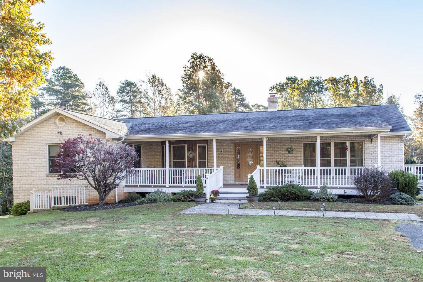 Single Family for Sale at 2184 Repton Mill Rd Aroda, Virginia 22709 United States