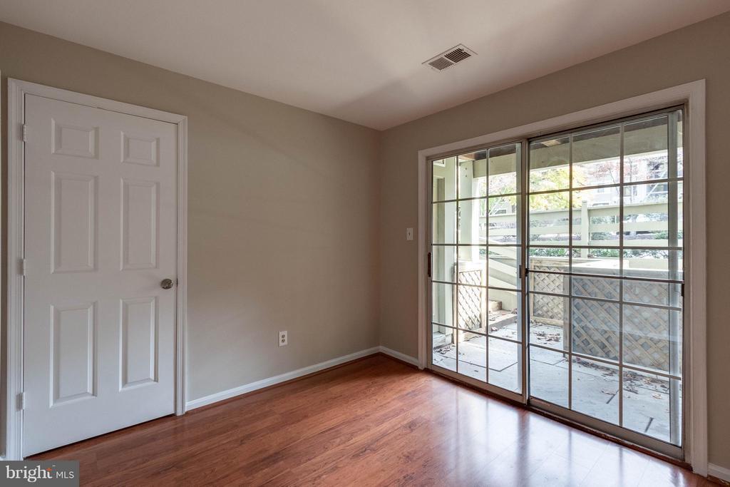 Bedroom - 11717 KARBON HILL CT #A, RESTON