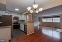 Kitchen - 11717 KARBON HILL CT #A, RESTON