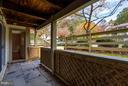 Porch - 11717 KARBON HILL CT #A, RESTON