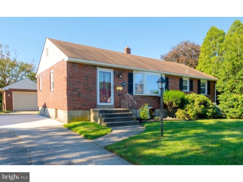 Photo of home for sale at 2133 Elder Drive, Wilmington DE