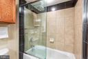 Residence offers three soaking tubs. - 616 E ST NW #1150, WASHINGTON