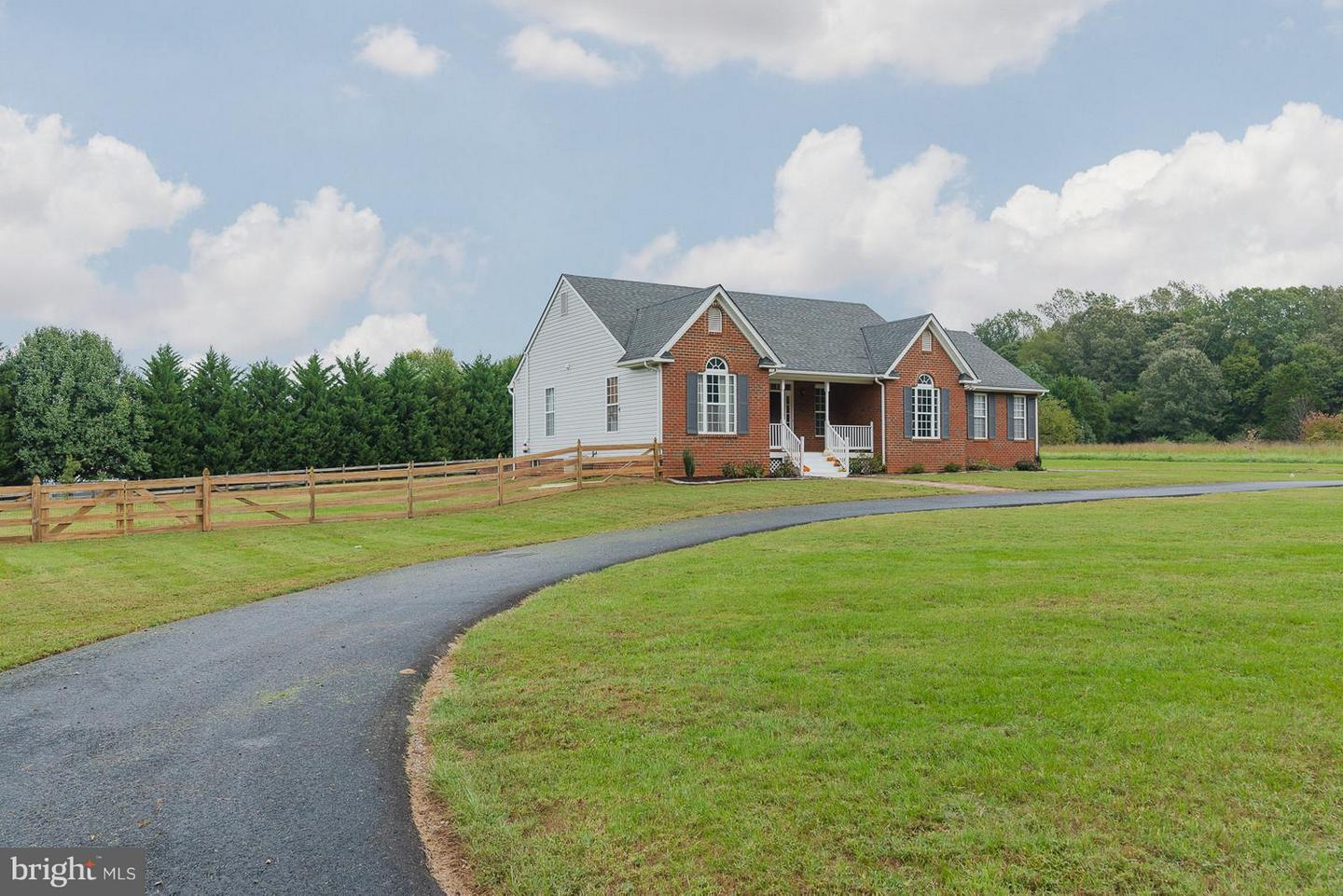 Single Family for Sale at 785 Burruss Mill Rd Bumpass, Virginia 23024 United States