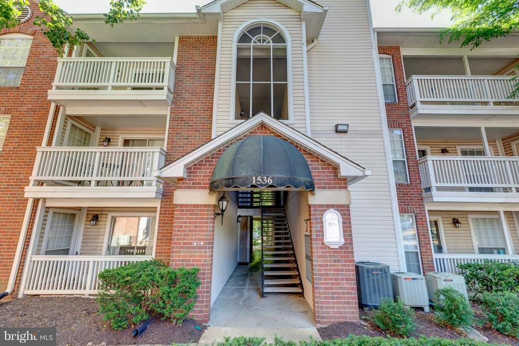 Exterior (General) - 1536 LINCOLN WAY #203, MCLEAN