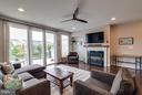 Living Room - 42262 PALLADIAN BLUE TER, ASHBURN