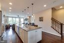 Kitchen - 42262 PALLADIAN BLUE TER, ASHBURN