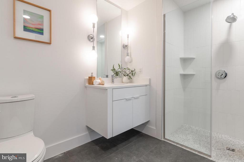 Bath (Master) - 801 VIRGINIA AVE SE #206, WASHINGTON